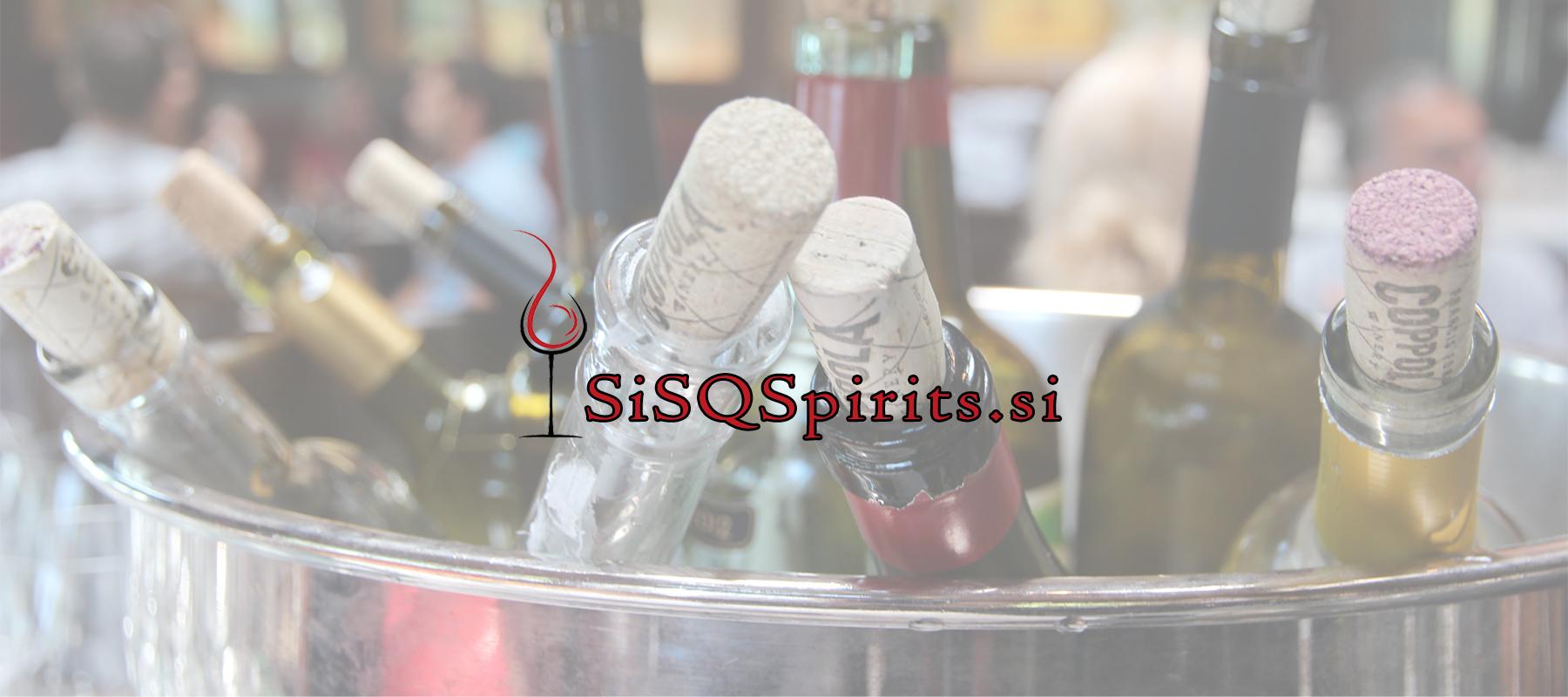 SiSQSpirits - spletna enoteka Mozirje