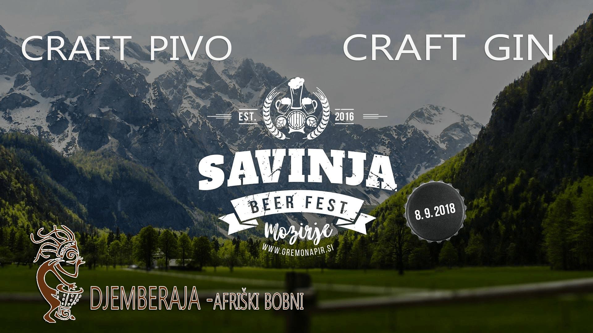 Savinja Beer Fest 2018